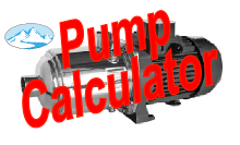 Pump Calculator