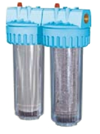 "Polypropylene Net & Polyphosphate Salts Cartridges & Filters 10"" - Professional Series"